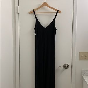 NWT Wilfred Free Black Dress